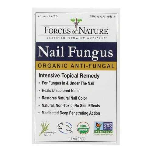 Forces of Nature - Organic Nail Fungus Control - 11 ml