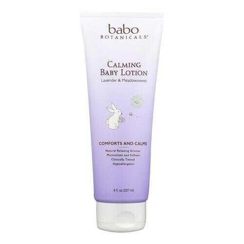 Babo Botanicals Moisturizing Lotion Lavender - 8 fl oz