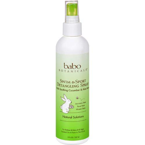 Babo Botanicals Conditioner UV Sport Spray - Berry - 8 oz