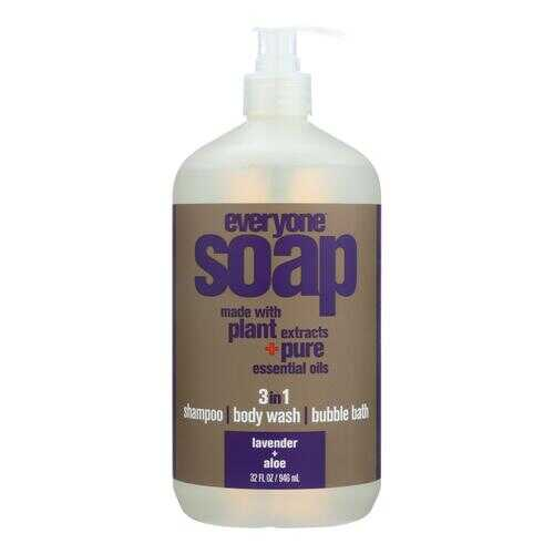 EO Products EveryOne Liquid Soap Lavender and Aloe - 32 fl oz