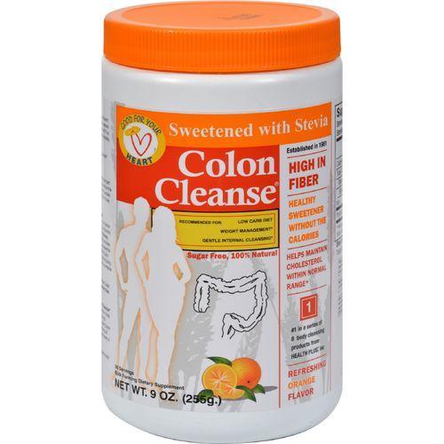 Health Plus - Colon Cleanse - Orange - 9 oz