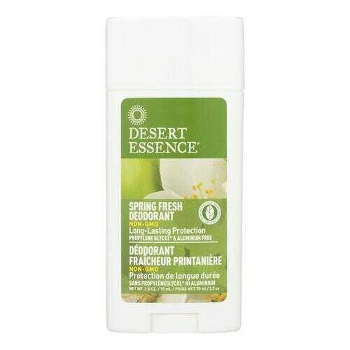 Desert Essence Deodorant - Spring Fresh - 2.5 oz
