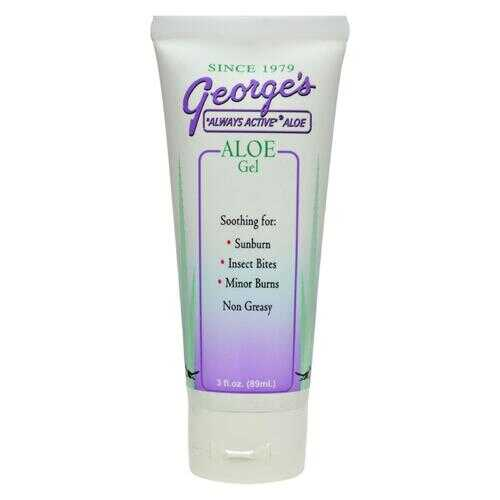 George's Aloe Vera Gel - 3 oz