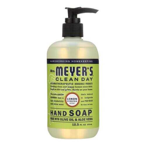 Mrs. Meyer's Clean Day - Liquid Hand Soap - Lemon Verbena - 12.5 oz