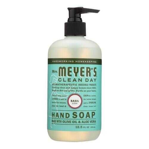 Mrs. Meyer's Clean Day - Liquid Hand Soap - Basil - 12.5 oz