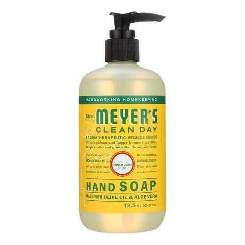 Mrs. Meyer's Clean Day - Liquid Hand Soap - Honeysuckle - 12.5 oz