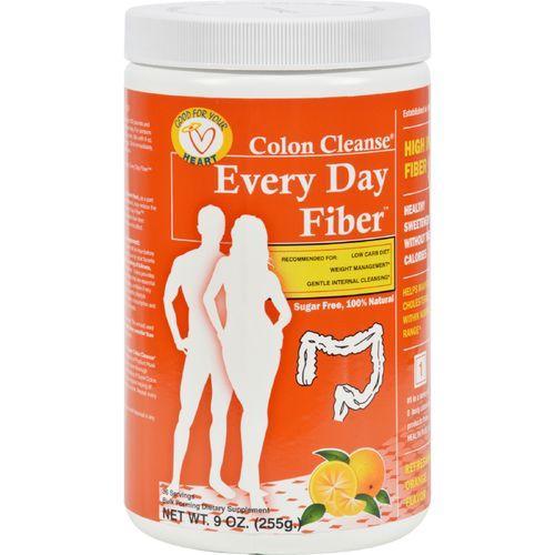 Health Plus - Every Day Fiber - Orange - 9 oz
