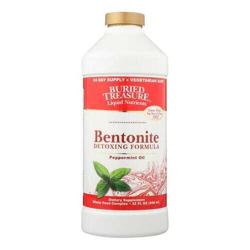Buried Treasure - Bentonite Detox Formula - 32 fl oz