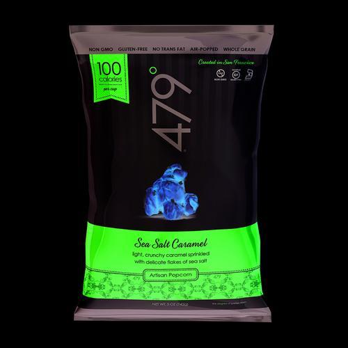 479 Artisan Popcorn - Sea Salt Caramel - Case of 12 - 5 oz