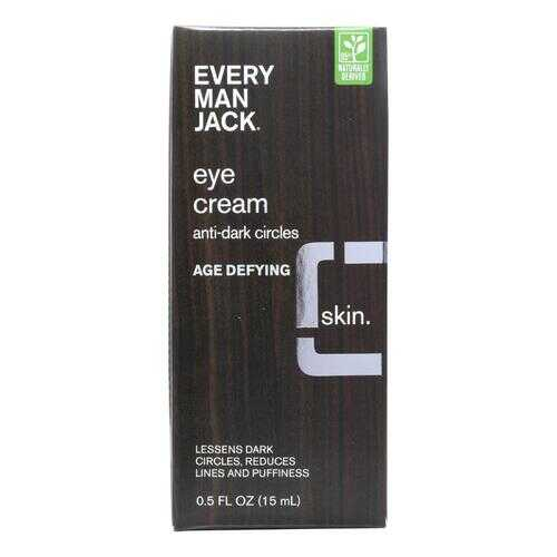 Every Man Jack Eye Cream Age Defiant - Eye Cream - 0.5 FL oz.