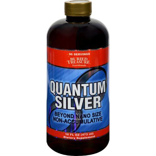 Buried Treasure Quantum Silver - 16 fl oz