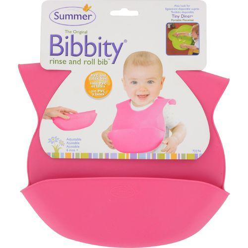 Bornfree Bibbity Bib - Pink - 1 ct