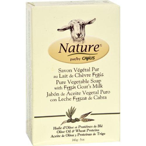 Canus Goats Milk Bar Soap - Olive Oil - 5 oz