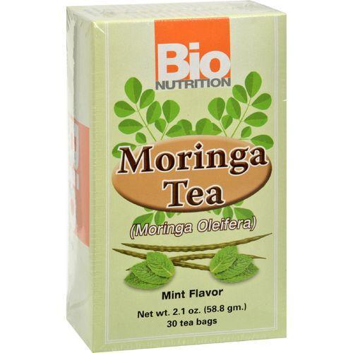 Bio Nutrition - Tea - Moringa Mint - 30 Bags