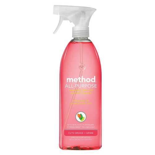 Method Products Inc Method Spray Pink Grapefruit - Case of 8 - 28 fl oz