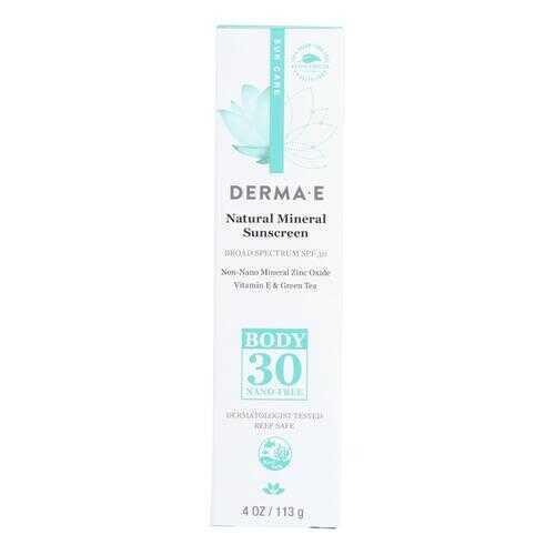 Derma E Sunscreen - Body Antioxidant - 4 oz