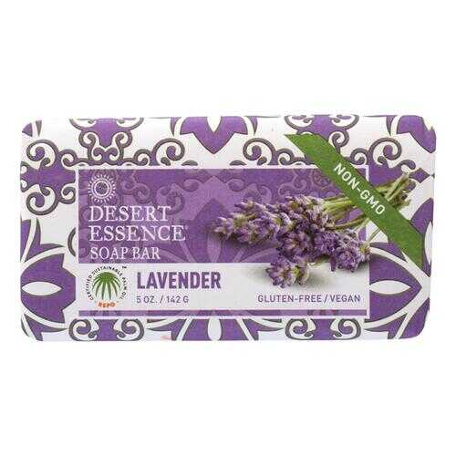 Desert Essence Bar Soap - Lavender - 5 oz