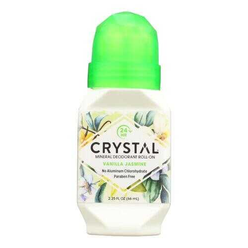 Crystal Deodorants Crystal Essence - Roll-On - Vanilla Jasmine - 2.25 oz