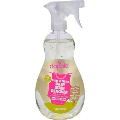Dapple Stain Remover Spray - Fragrance Free - 16.9 fl oz