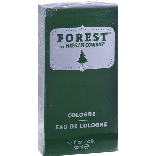 Herban Cowboy Cologne - Forest - 1.7 fl oz