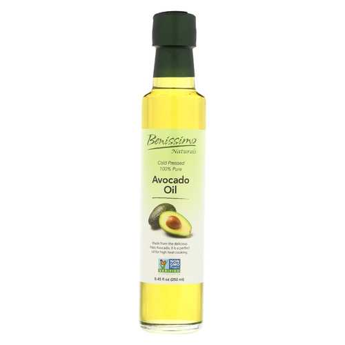 Benissimo Oil - Avocado - Case of 6 - 8.45 fl oz