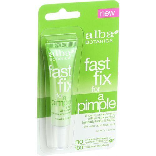 Alba Botanica Fast Fix for a Pimple - .25 oz - Case of 6