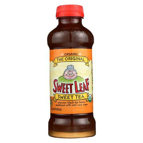 Sweet Leaf Iced Tea - The Original - Case of 12 - 16 Fl oz.