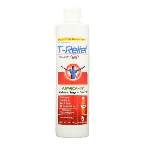 T-Relief - Pain Relief Gel - Arnica - 8.75 oz