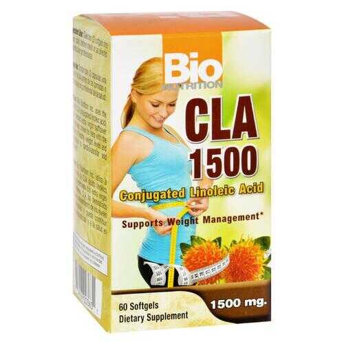 Bio Nutrition - Inc CLA 1500 - 60 Softgels
