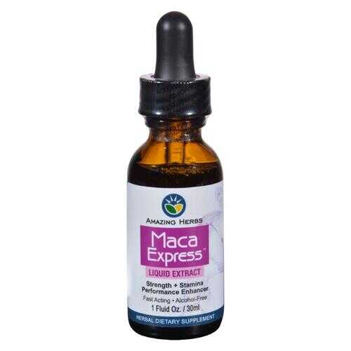 Black Seed Liquid Extract - Maca Express - 1 oz