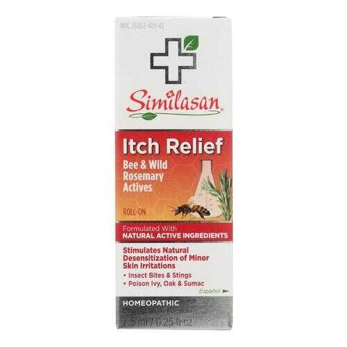 Similasan Itch Relief Roll On - 0.25 Fl oz.