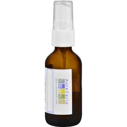 Aura Cacia Bottle - Glass - Amber - Mist - 2 oz