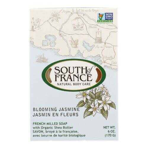 South Of France Bar Soap - Blooming Jasmine - 6 oz - 1 each