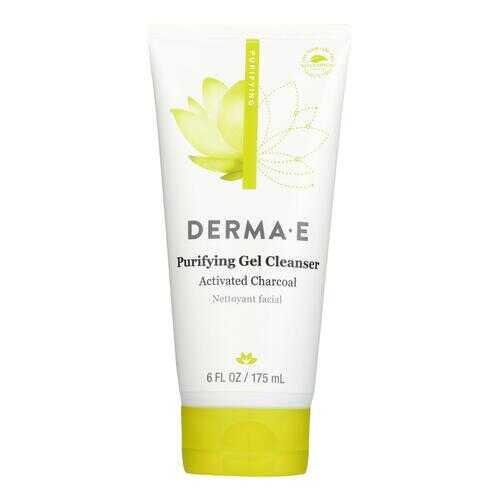 Derma E - Gel Cleanser - Purifying - 6 oz. - 1 each