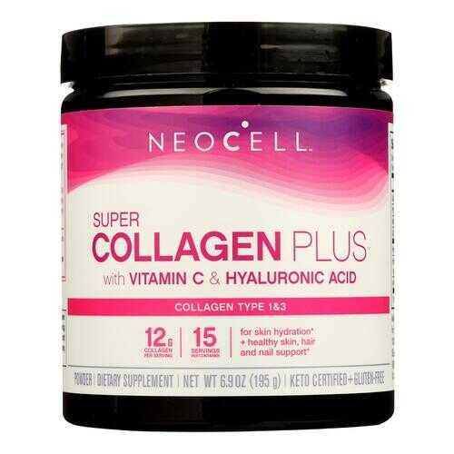 NeoCell Laboratories Collagen Skin Complex - Derma Matrix - Platinum Matrix - Instantly Dissolving - 90 Capsules