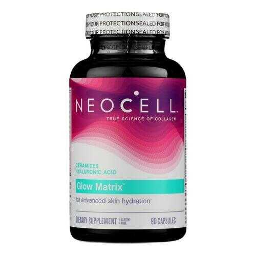 NeoCell Laboratories Advanced Skin Hydrator - Glow Matrix - Platinum Matrix - 90 Capsules