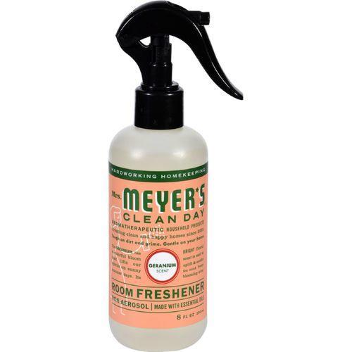Mrs. Meyer's Clean Day - Room Freshener - Geranium - Case of 6 - 8 oz