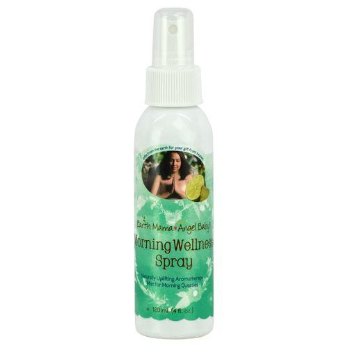 Earth Mama Angel Baby Morning Wellness Spray - 4 oz