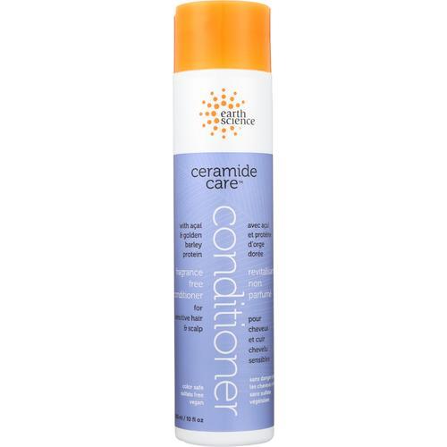 Earth Science Ceramide Care Fragrance Free Conditioner - 10 FL oz.