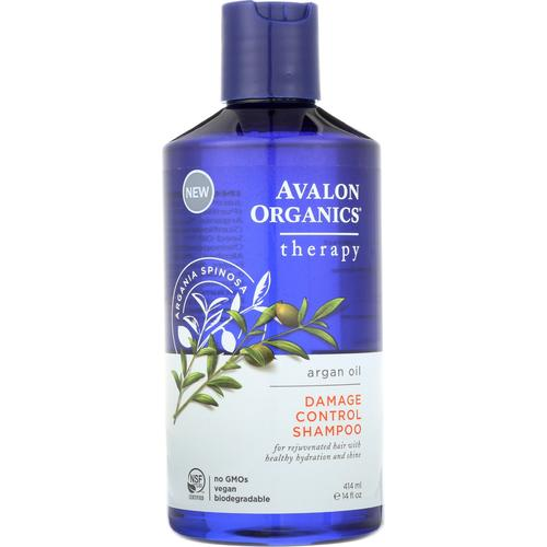 Avalon Damage Control Argan Oil Shampoo - 14 oz.