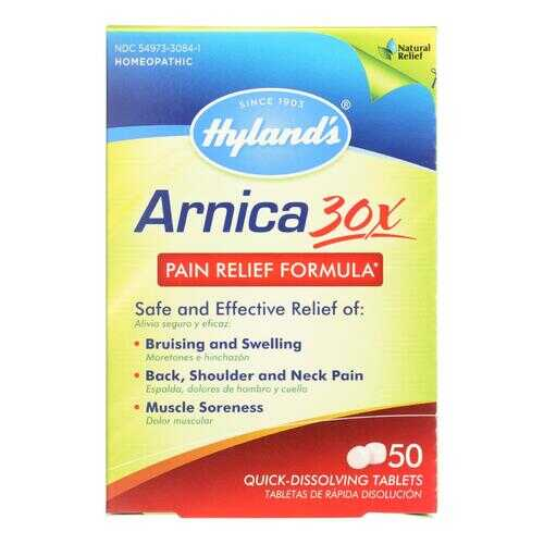 Hylands Homeopathic Arnisport - 50 Tablets