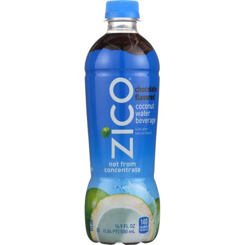 Zico Coconut Water - Coconut - Case of 12 - 16.9 Fl oz.