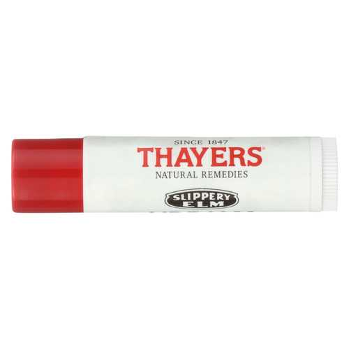 Thayers Slippery Elm Lip Balm - Orange Grove - Case of 24 - 0.15 oz.