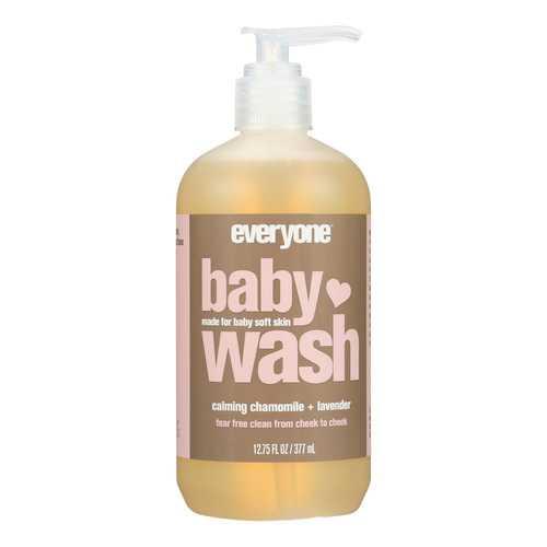 EO Baby Wash - Chamomile Lavender - 12.75 Fl oz.