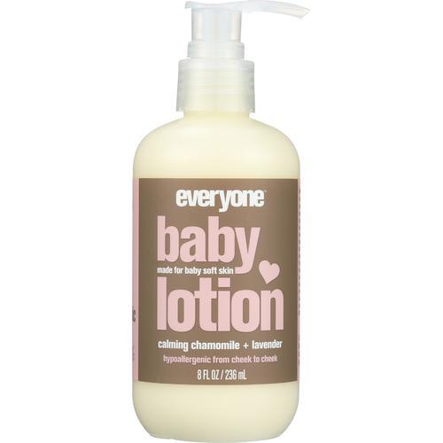 EO Baby Lotion - Chamomile Lavender - 8 oz.