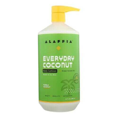 Alaffia - Everyday Lotion - Hydrating Coconut - 32 fl oz.