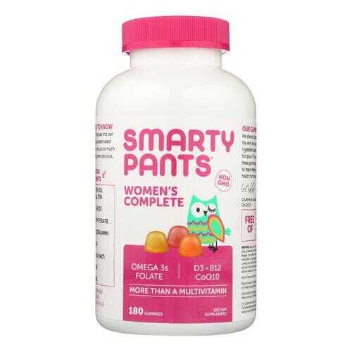 SmartyPants Women's Complete - 180 count