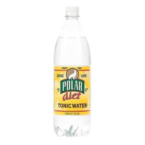 Polar Beverages Tonic - Diet - Case of 12 - 33.8 fl oz