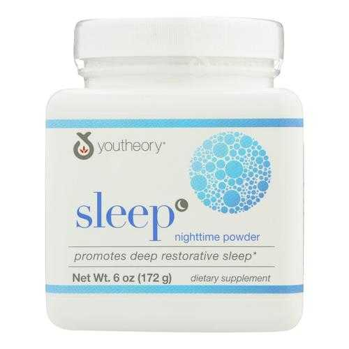 Youtheory Dietary Supplement Sleep Powder Advanced  - 1 Each - 6 OZ