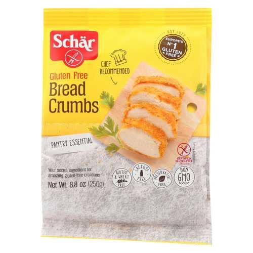 Schar Bread Crumbs - 8.8 oz